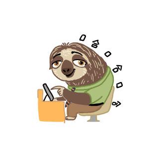 《疯狂动物城》手绘萌系卡通微信头像