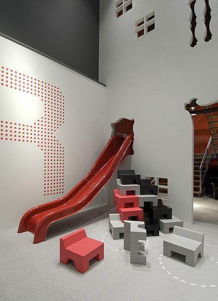 tjep 荷兰设计公司家具店面设计