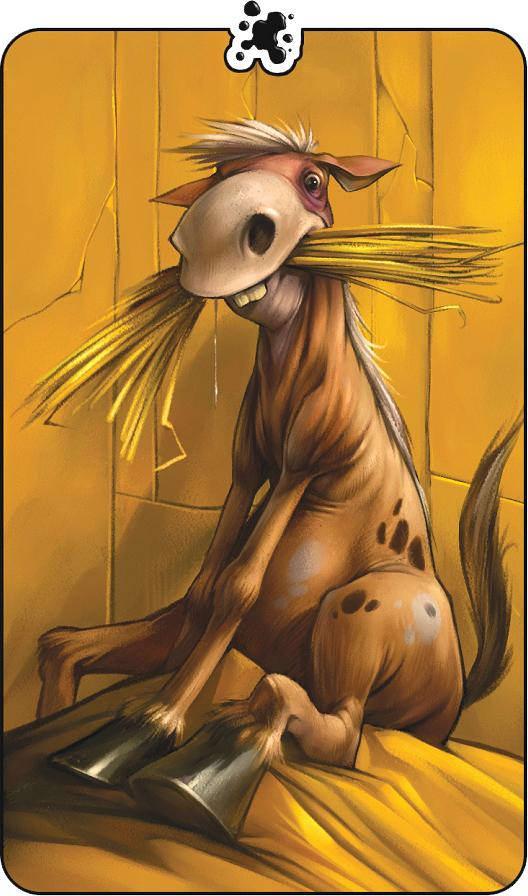 国外可爱动物漫画欣赏