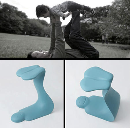 动物形状创意座椅