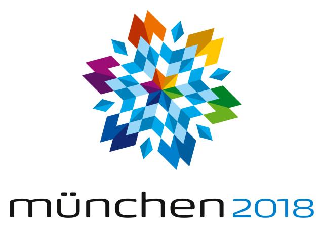 2018年慕尼黑奥运会标志3选1