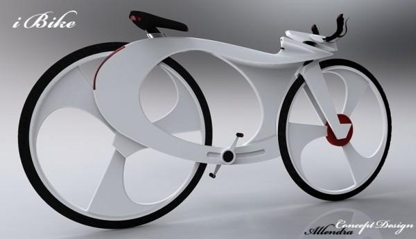现代概念自行车设计_产品_佛山设计 佛山设计师 佛山