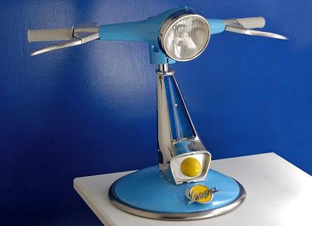 手工制作的创意台灯欣赏