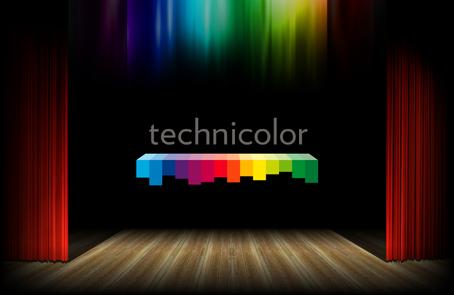彩电巨头汤姆逊更名technicolor启用新标识