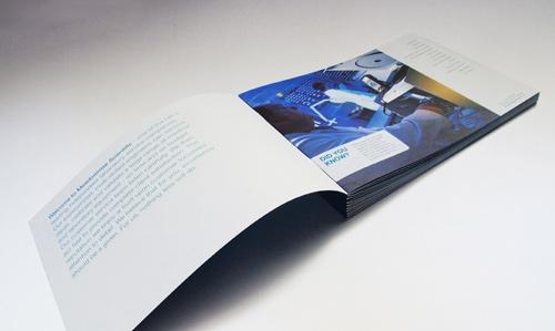 画册创意设计作品集,其作品元素简单时尚