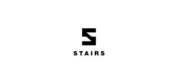 字母s的創意logo設計
