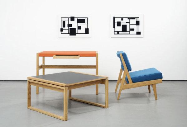 国外简易简洁家具设计