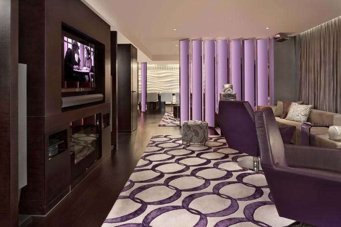 the mira香港酒店室内设计欣赏
