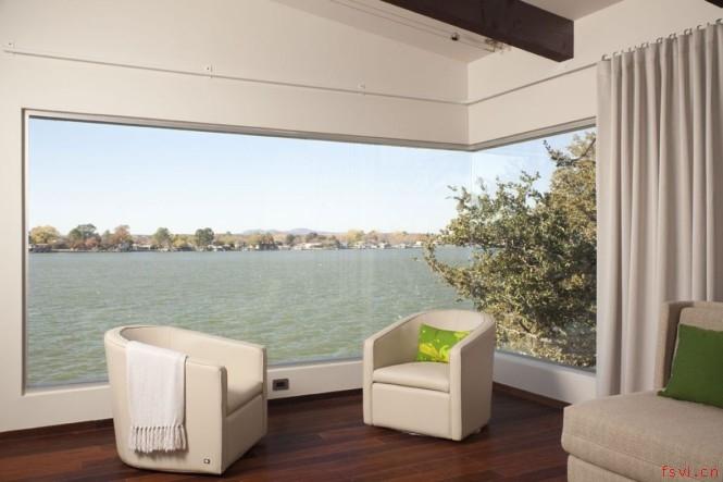LBJ湖边别墅设计