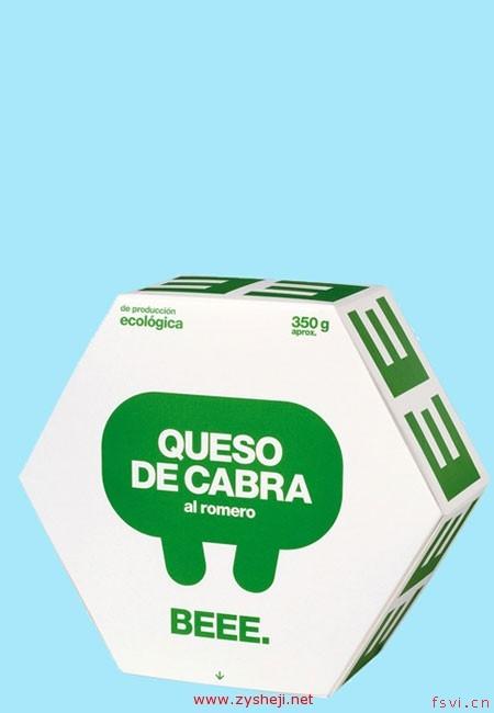 eee酸奶包裝設計欣賞