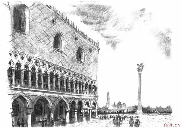 威尼斯手记——王受之个人作品展